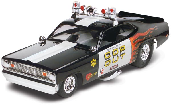 maqueta plymouth duster cop out