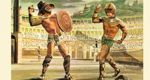 Modelismo gladiador