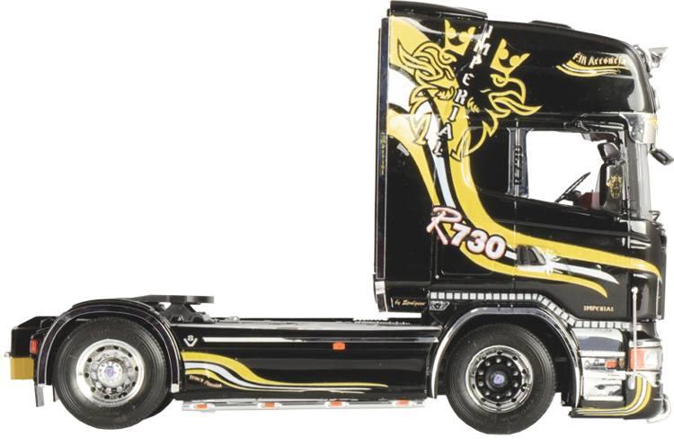 Maqueta Italeri Scania R730 lateral