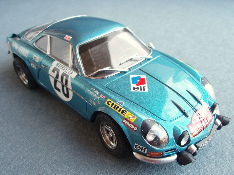renault alpine a110 rally monte carlo tamiya 1 24 modelismo. Black Bedroom Furniture Sets. Home Design Ideas
